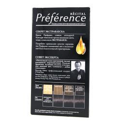 Краска для волос  L`Oreal RECITAL Preference тон 3
