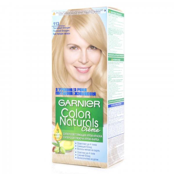 Краска для волос Garnier Color Naturals тон 113