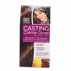 Краска для волос L`Oreal CASTING Creme Gloss тон 535
