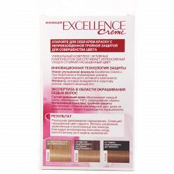 Краска для волос L`Oreal Excellence тон 8.13