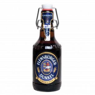 Пиво Flensburger Dunkel темное