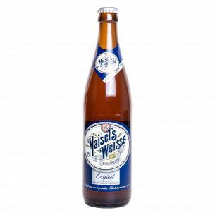 Пиво Maisel`s Weisse Original полутемное нефильтрованное