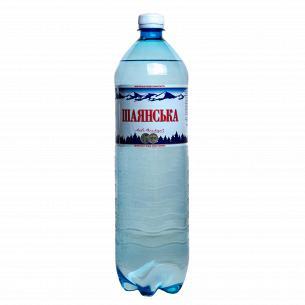 Вода минеральная Аква Поляна Шаянская