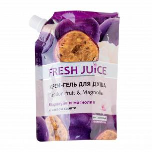 Гель для душа Fresh Juice Магнолия