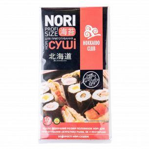 Водоросли Hokkaido Club Нори для приготовления суши