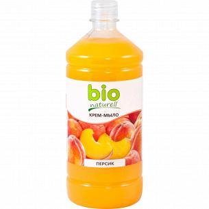 Крем-мыло Bio naturell Персик запаска