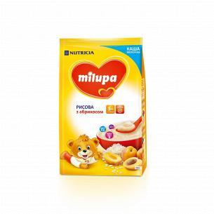 Каша Milupa рисовая с абрикосом