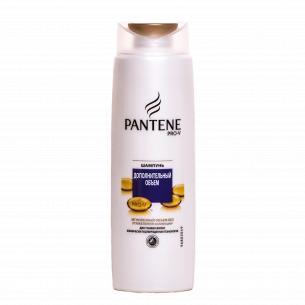 Шампунь Pantene Дополнительный объем
