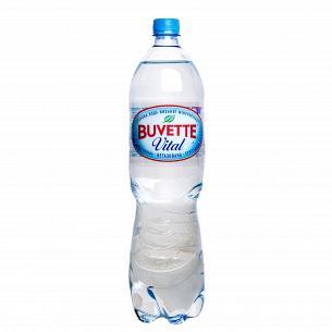 Вода минеральная Buvette №3 столовая негазированная