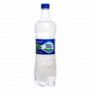 Вода BonAqua газированная 1л