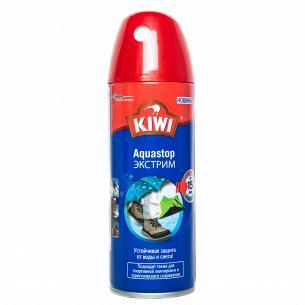 Спрей для обуви KIWI Аквастоп Экстрим защитный
