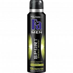 Дезодорант-спрей Fa Sport DP Power Boost