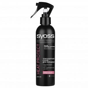 Спрей для волос Syoss Heat Protect