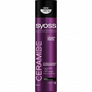 Лак для волос Syoss Ceramide complex