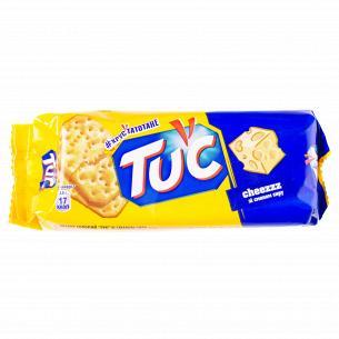 Крекер Tuc соленый с сыром