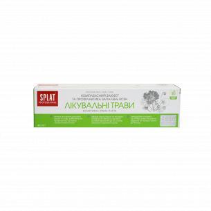 Паста зубная Splat Compact Лечебные травы