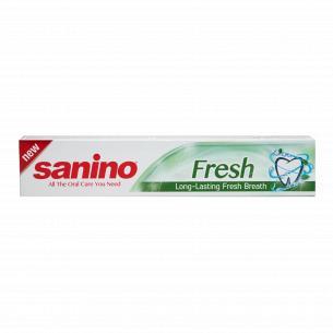 Паста зубная Sanino Свежесть