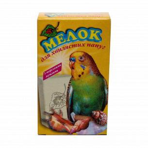 Мел для попугаев волнистых Природа