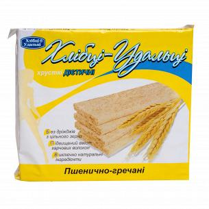 Хлебцы Удальцы пшенично-гречневые