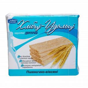 Хлебцы Удальцы пшенично-овсяные