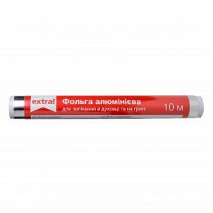 Фольга Extra! алюминиевая 10м