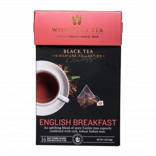 Чай чорний Wissotzky Tea...
