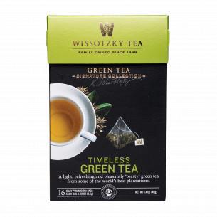 Чай зелений Wissotzky Tea