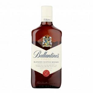 Виски Ballantine`s Finest 40%