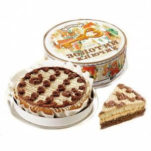 Торт Золотой Ключик Roshen