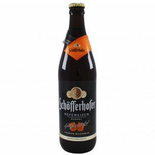 Пиво Schofferhofer нефильтрованное