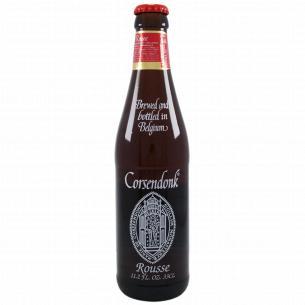 Пиво Corsendonk Rousse янтарное