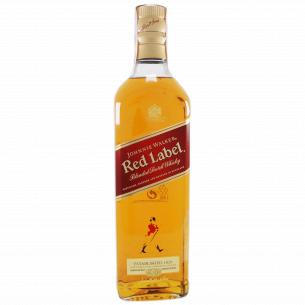 Виски Johnnie Walker Red Label