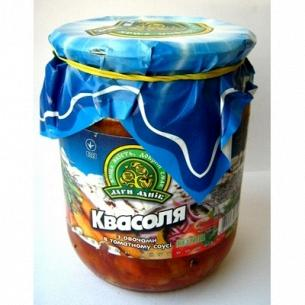 """Фасоль """"Дари Ланів"""" с овощами в томатном соусе"""