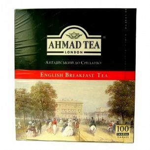 Чай Ahmad tea Английский к завтраку