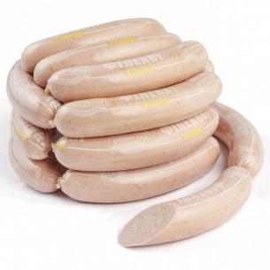 Сосиски Бащинский Филейные с сыром 1с б/о газ