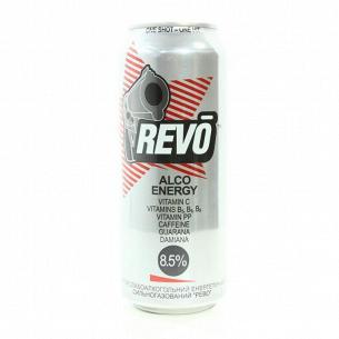 Напиток энергетический Revo слабоалкогольный ж/б