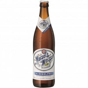 Пиво Maisel`s Weisse Original светлое безалкогольное