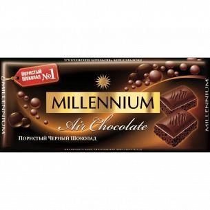 Шоколад черный Millennium Premium пористый