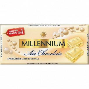 Шоколад белый Millennium Premium пористый