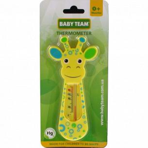 Термометр для воды Baby Team Жираф 7300