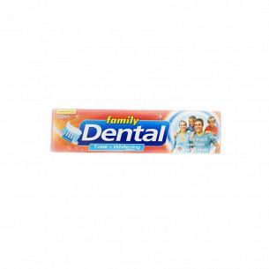 Паста зубная Dental Family комплексная защита и отбеливание