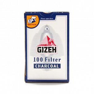 Фильтры для сигарет Gizeh уголь