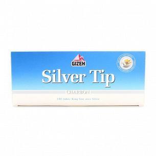 Гильза для сигарет Tip Gizen Silver уголь