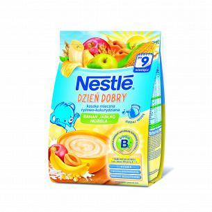 Каша Nestle рисово-кукуруз. ябл-бан-абр.мол. 230г