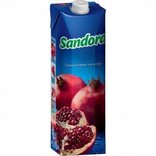 Нектар Sandora гранатовый