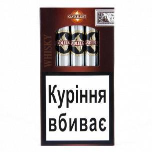 Сигары Candle Light Senoritas Aroma Whisky