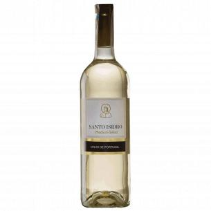 Вино Santo Isidro de Pegoes blanco semi sweet
