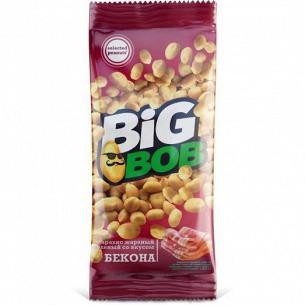 Арахис Big Bob жареный соленый со вкусом бекона