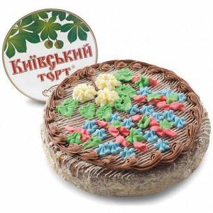 Торт Roshen Киевский