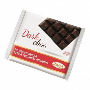 Шоколад черный Zaini без сахара
